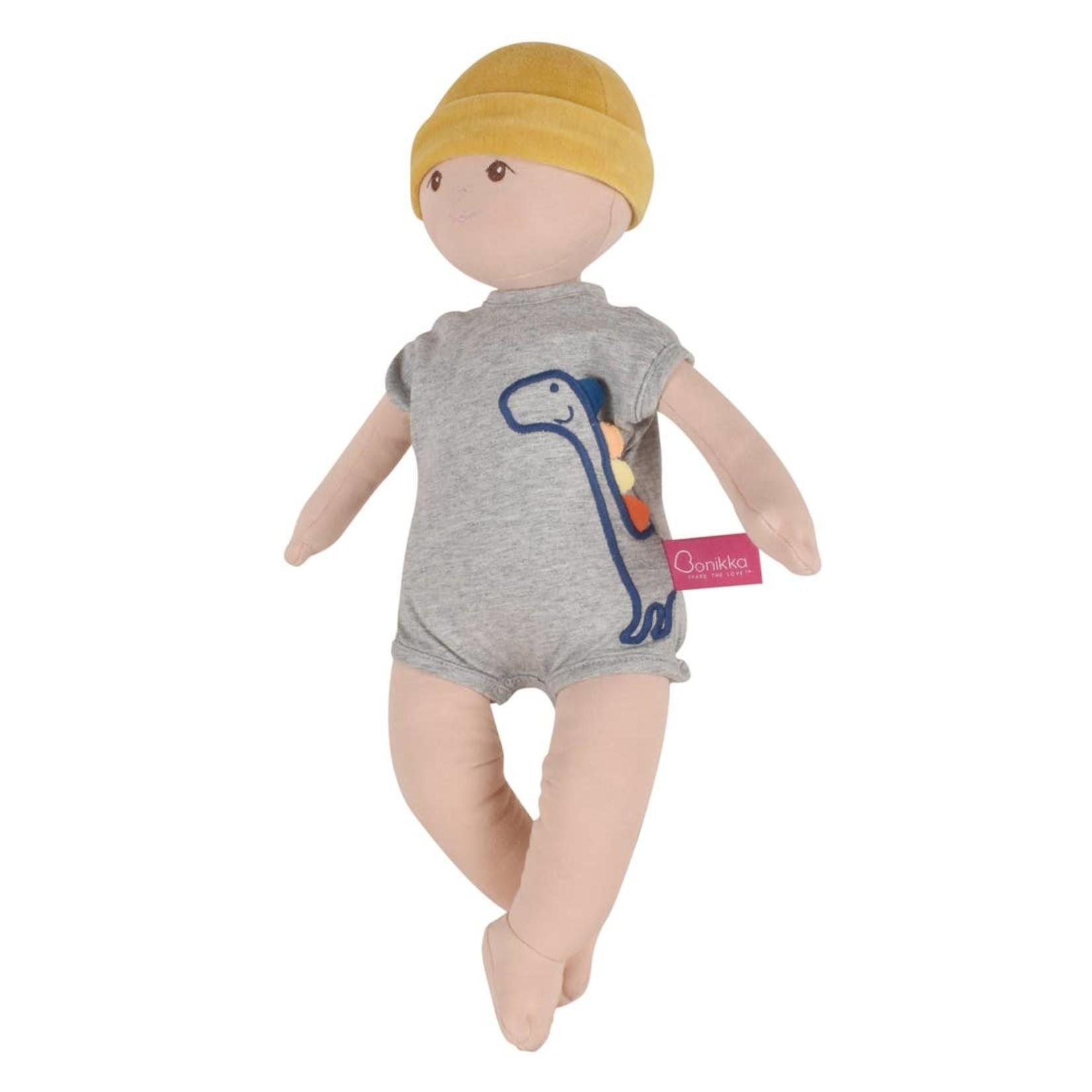 Tikiri Toys Baby Kye Organic Doll