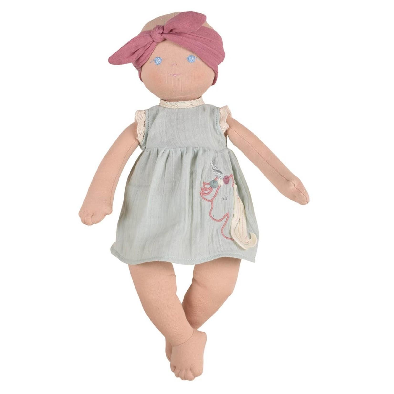 Tikiri Toys Baby Kaia Organic Doll
