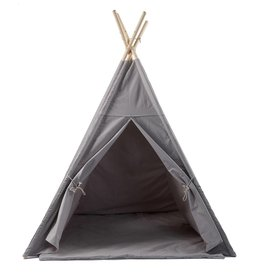 Newcastle Classics Grey Teepee with Mat