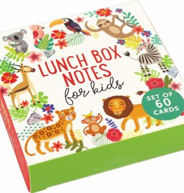 Peter Pauper Press Lunch Box Notes for Kids (60 pack)