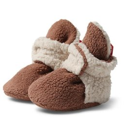 Zutano Cozie Furry Baby Bootie