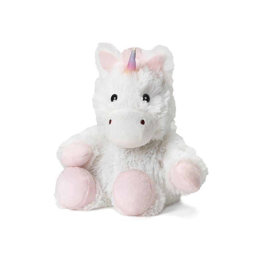 Intelex Junior Unicorn White Cozy Plush