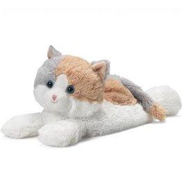 Intelex Big Calico Cat Cozy Plush