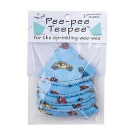 Beba Bean Pee-Pee Teepee Cars Blue