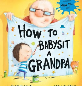 Penguin Random House (here) How to Babysit a Grandpa (BB)