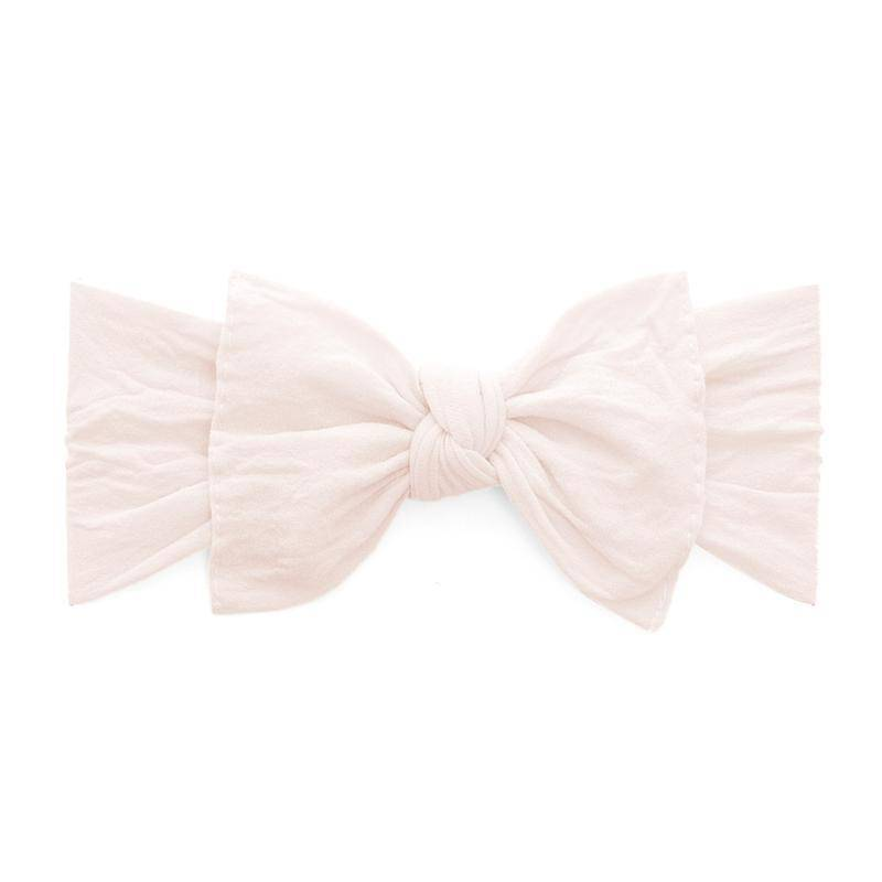 Baby Bling Bows Knot (Ballet Pink)
