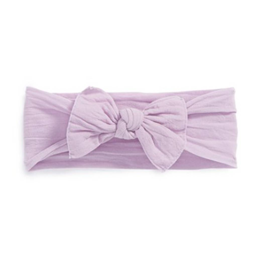 Baby Bling Bows Knot (Light Orchid)