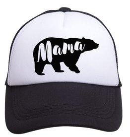 Tiny Trucker Co. Mama Bear Trucker Hat