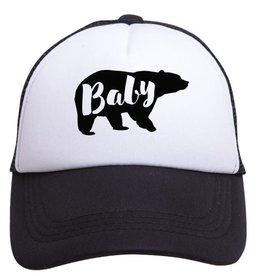 Tiny Trucker Co. Baby Bear Trucker Hat