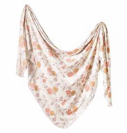 Copper Pearl Knit Blanket - Ferra