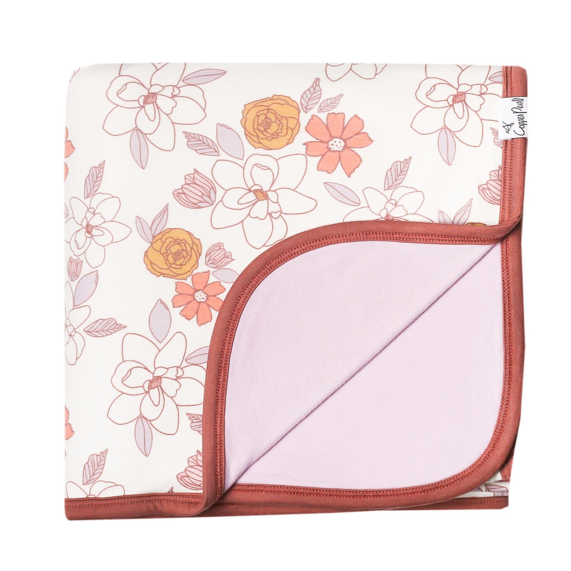 Copper Pearl Three-Layer Stretch Quilt - Ferra