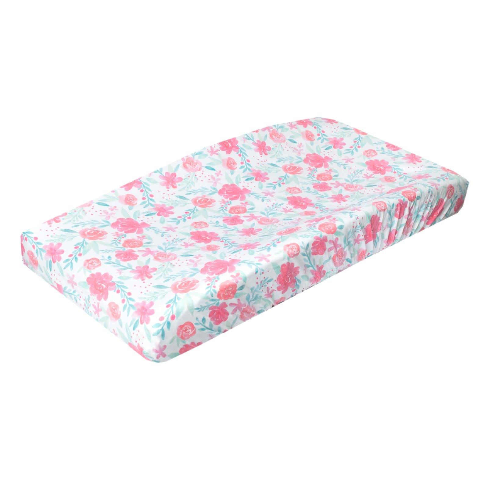 Copper Pearl Premium Diaper Changing Pad Cover June