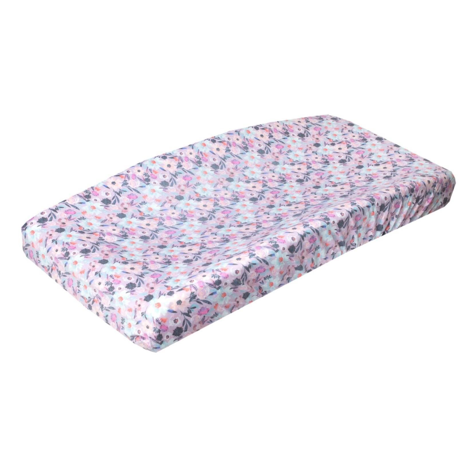 Copper Pearl Premium Diaper Changing Pad Cover Morgan
