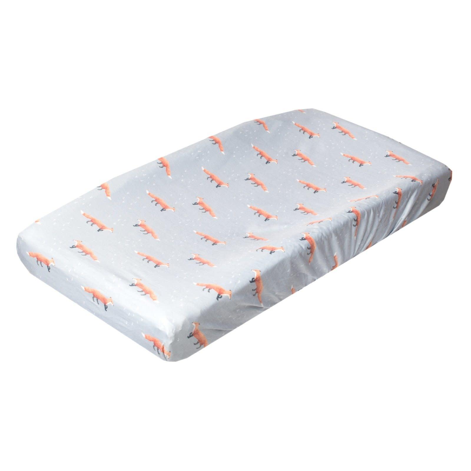 Copper Pearl Premium Diaper Changing Pad Cover Swift