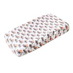 Copper Pearl Premium Diaper Changing Pad Cover Bison
