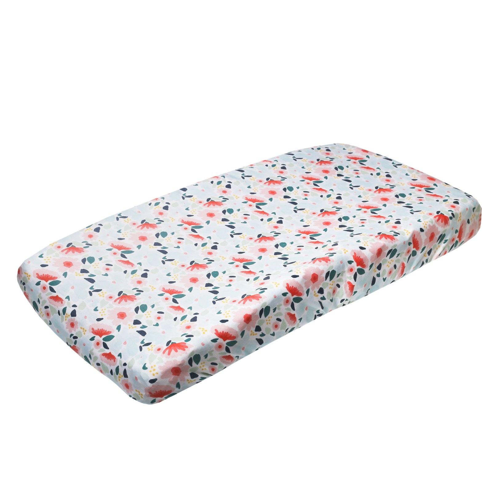 Copper Pearl Premium Diaper Changing Pad Cover Leilani