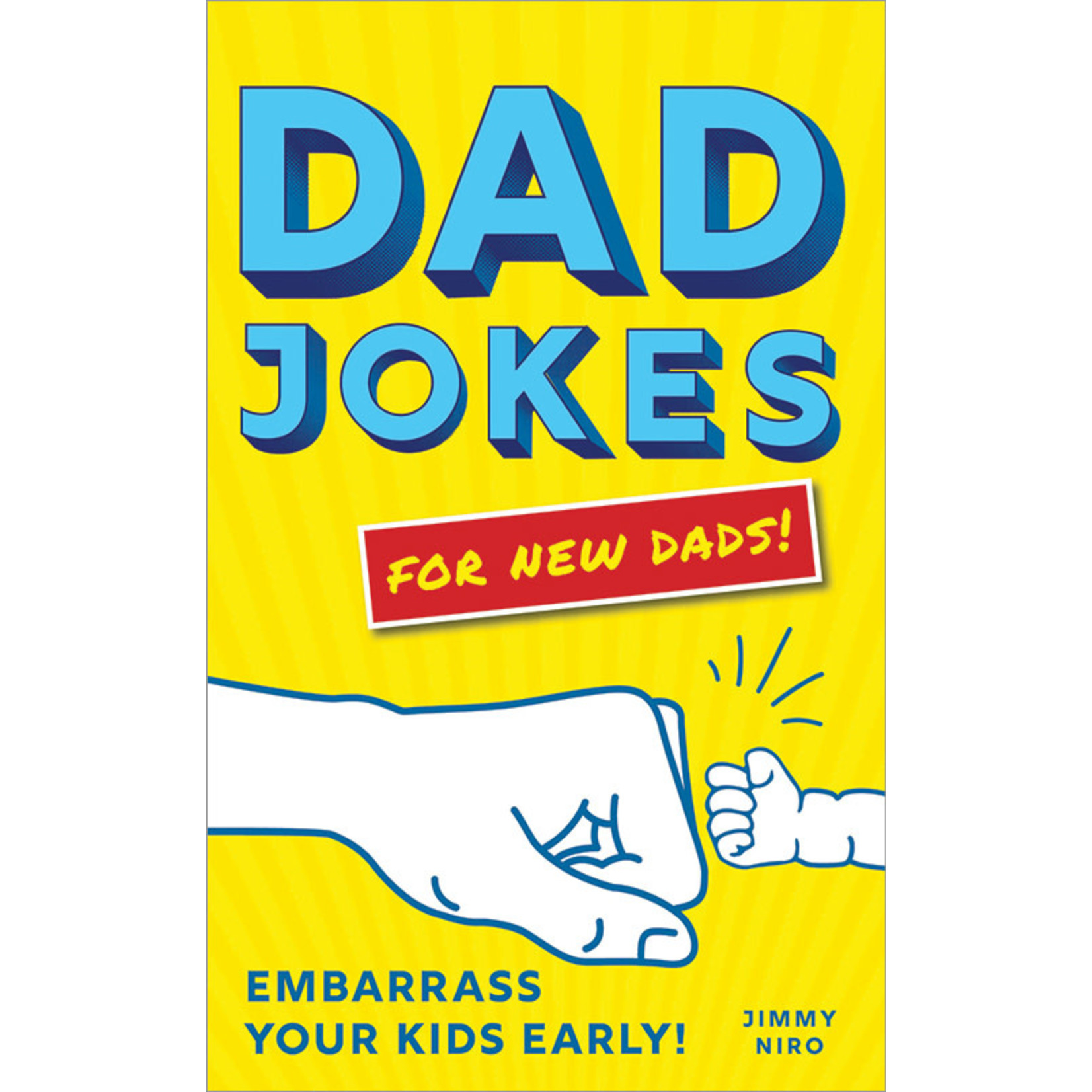Sourcebooks Dad Jokes for New Dads