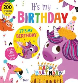 Sourcebooks It's My Birthday! (Unicorn)