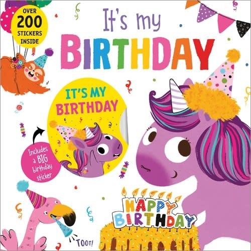 Sourcebooks It's My Birthday! (Unicorn)