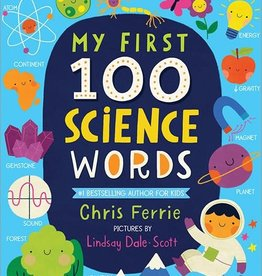 Sourcebooks My First 100 Science Words