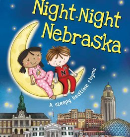 Sourcebooks Night-Night Nebraska