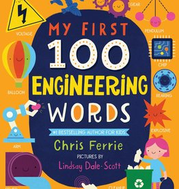 Sourcebooks My First 100 Engineering Words