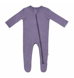 Kyte Baby Zippered Footie Orchid