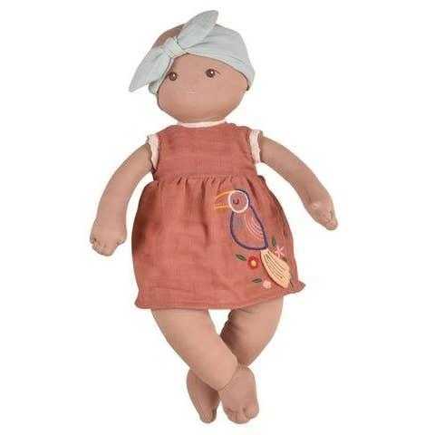Tikiri Toys Baby Aria Organic Doll