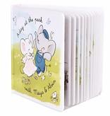 Tikiri Toys Meiya & Alvin - Story Book- A Day In the Park
