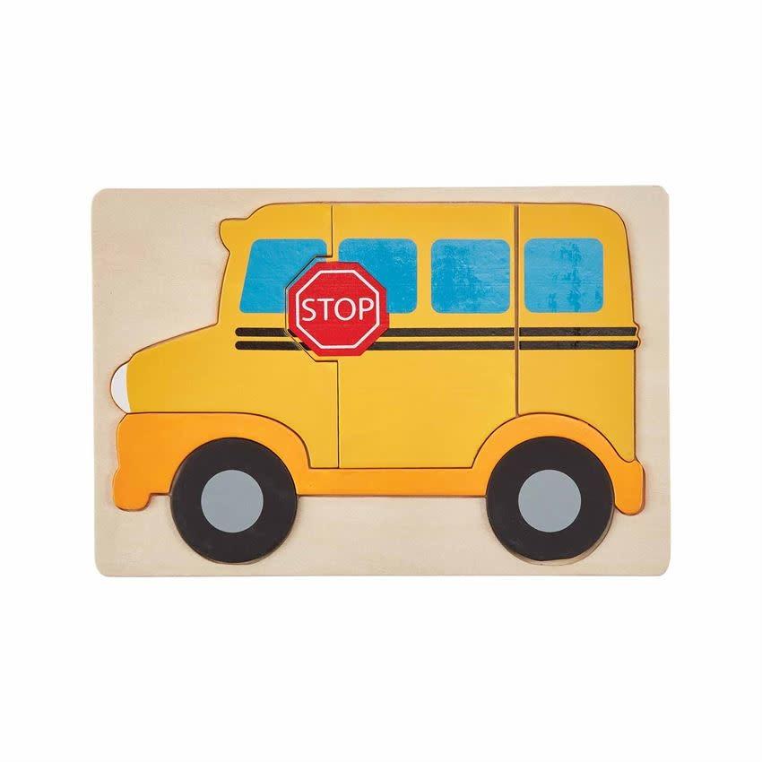 Mud Pie Bus Puzzle