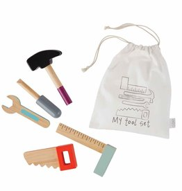 Mud Pie Tool Wood Toy Play Set