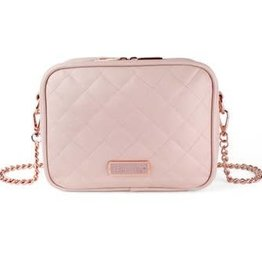 Itzy Ritzy Itzy Ritzy Crossbody Diaper Bag Blush