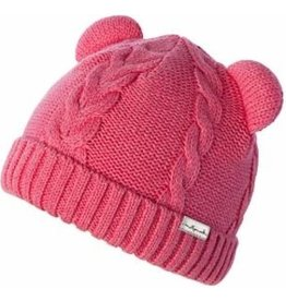 Millymook and Dozer Baby Girls Beanie - Morgan Pink L (12-24m)
