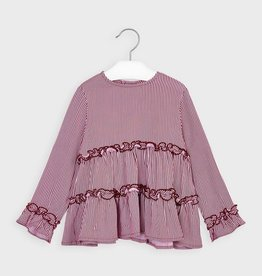 Mayoral Blouse for Girl - Cherry 2T