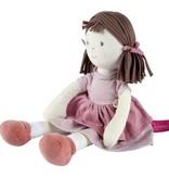 Tikiri Toys Brook Doll - Brown Hair With Pink Dress