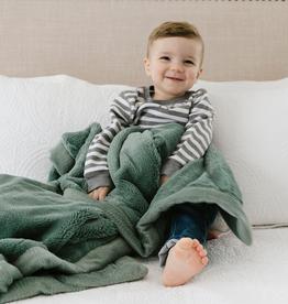Saranoni Toddler to Teen Blanket Eucalyptus Lush