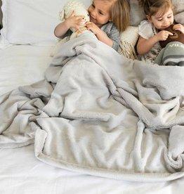 Saranoni Toddler to Teen Blanket Feather Lush
