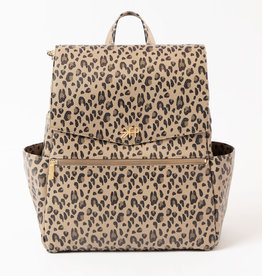 Freshly Picked Classic Diaper Bag Leopard - In-store pick up or local delivery only.