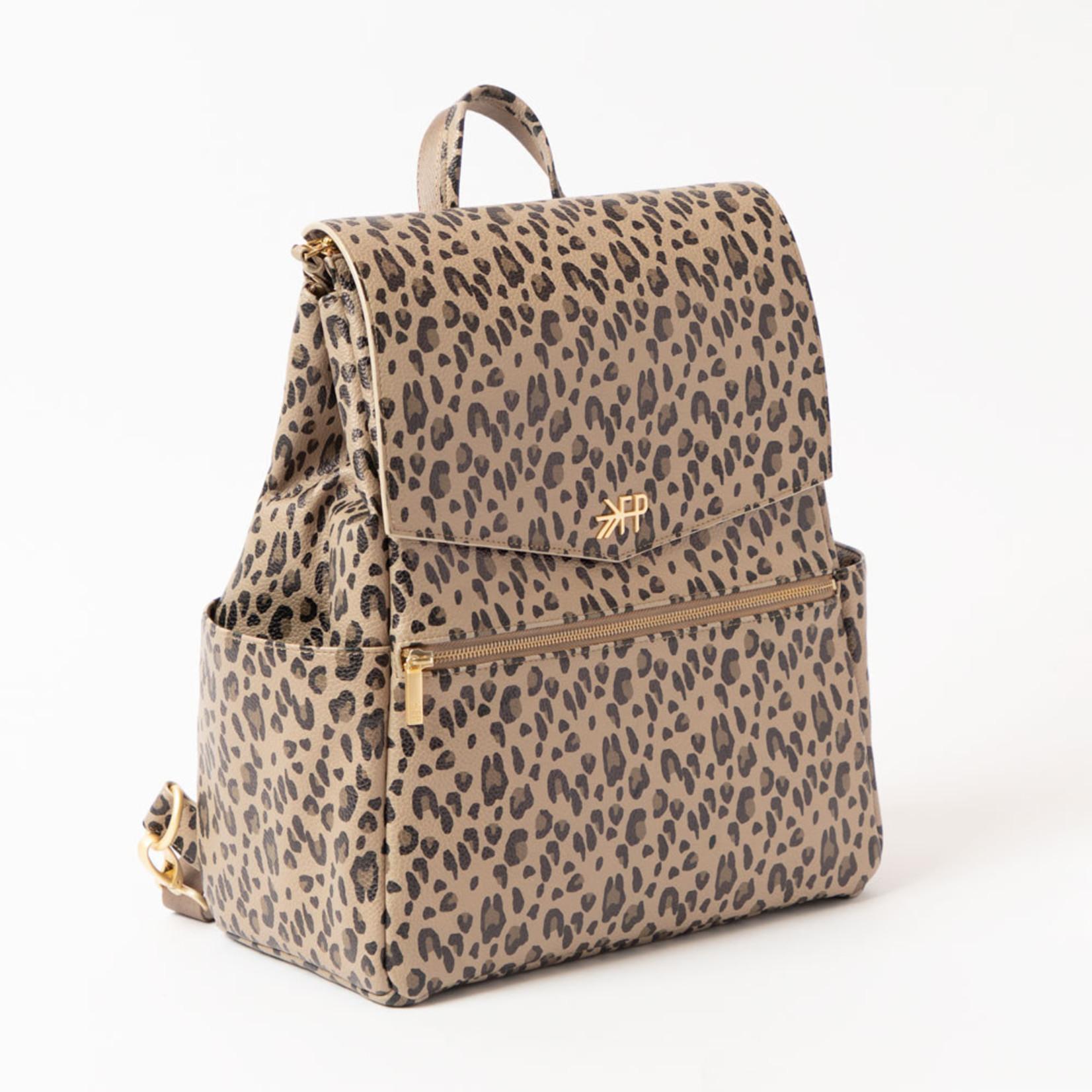 Freshly Picked Classic Diaper Bag Leopard