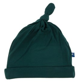 Kickee Pants Solid Knot Hat Pine