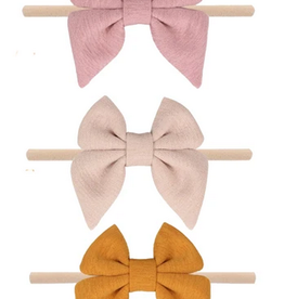 Emerson and Friends Spring Bow Headband Set