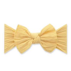 Baby Bling Bows Knot - Wheat
