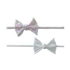 Baby Bling Bows 2Pk Mini Print Skinny: Southern Belle