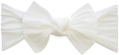 Baby Bling Bows Knot - Ivory
