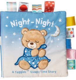 Mary Meyer Taggies Starry Night Teddy Soft Book