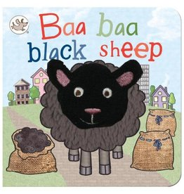 House of Marbles Puppet Book: Baa Baa Black Sheep