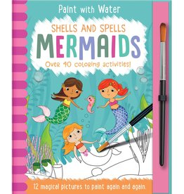 House of Marbles Paint with Water Mermaids