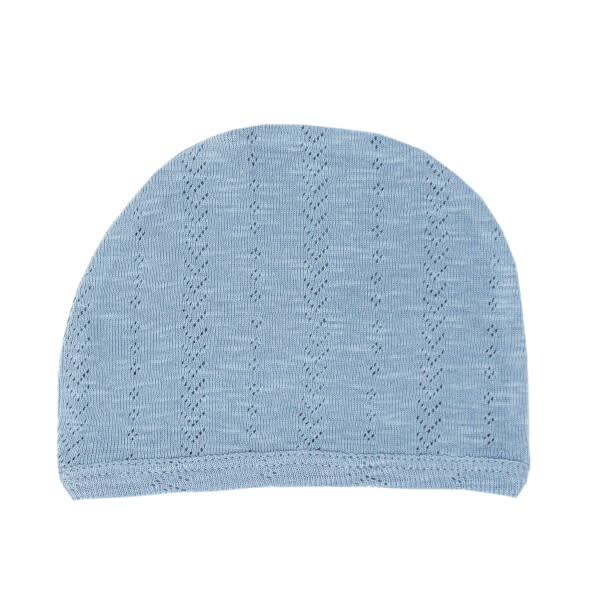 Loved Baby Pointelle Hat Pool 0-3M