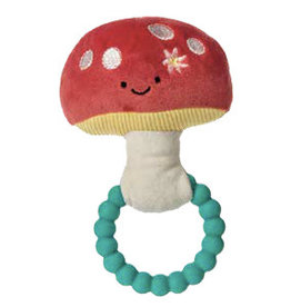 Mary Meyer Teether Rattle, Fairyland Mushroom