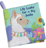 Mary Meyer Lily Llama Soft Book